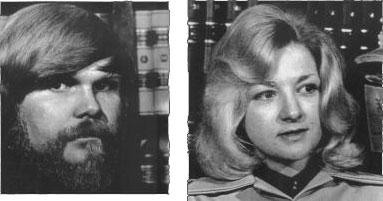 George et Katty Lutz
